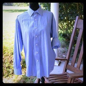 Dressy Striped Shirt